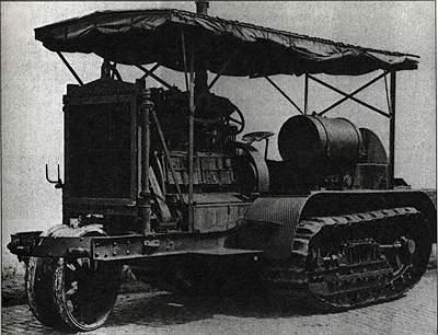 Развитие британских танков