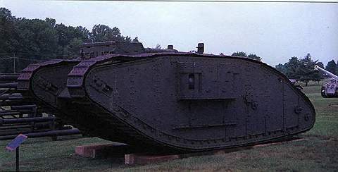 Происхождение танка