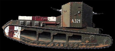 Средний танк Mk А «Уипит»