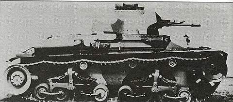 Легкий танк LT-35