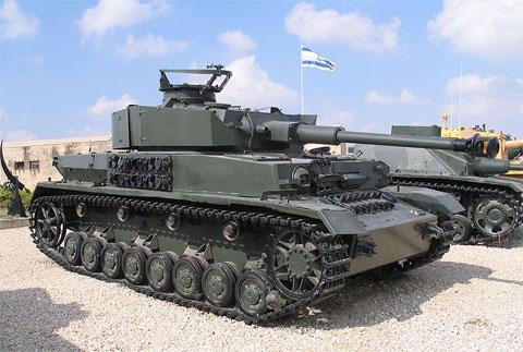 Средний танк T-IV