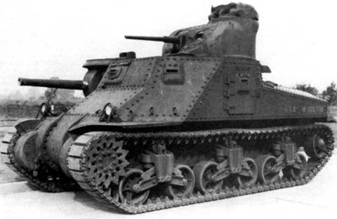 Средний танк М3