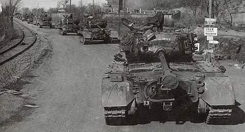 Тяжелый танк М26 «Першинг»