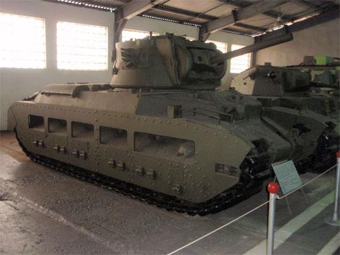 Средний танк «Матильда»