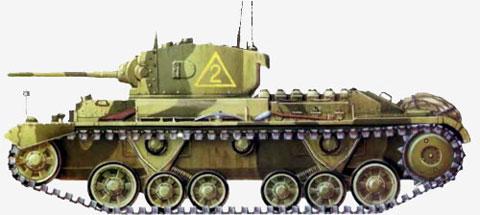 Средний танк Mk III «Валентайн»