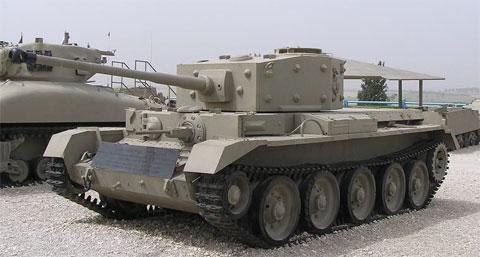 Крейсерский танк Mk III «Кромвель»