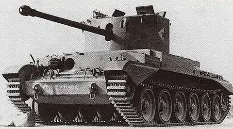 Крейсерский танк «Челленджер»