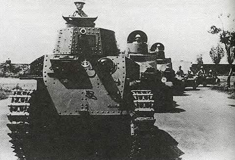 Одним из первых серийных японских