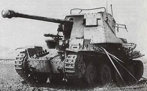 Истребитель танков «Мардер-III»