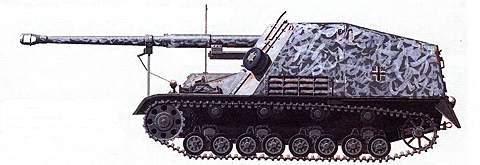 Истребитель танков «Насхорн»