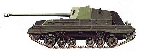 Истребитель танков «Арчер»