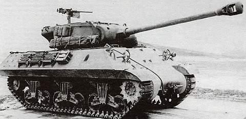 Самоходная артиллерийская установка М36