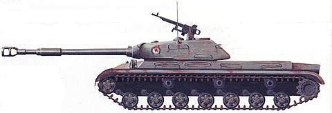 Тяжелый танк Т-10
