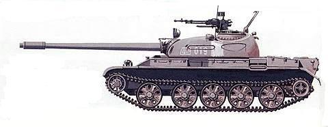 Основной боевой танк Т-54