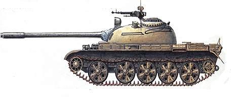 Основной боевой танк Т-55