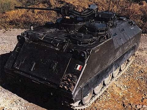 Боевая машина пехоты VCC-1 «Камиллино»