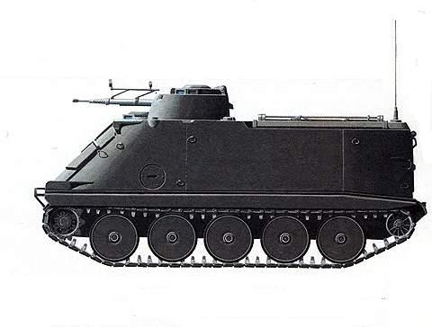 БТР Pvb 302