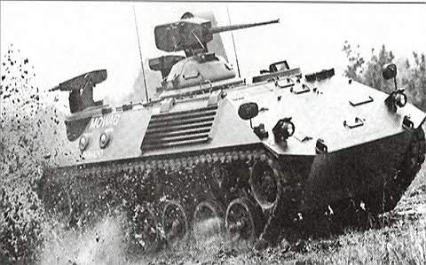 Боевая машина пехоты «Торнадо»