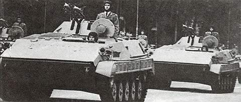 Боевая машина пехоты М-80