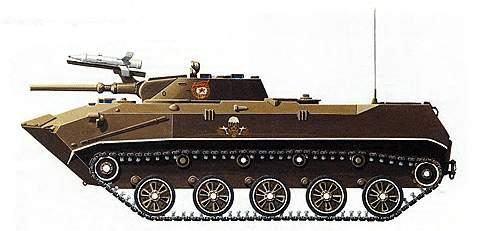 Боевая машина десанта БМД