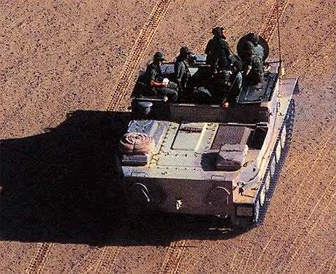 БТР-50П