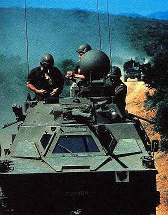Боевая машина пехоты «Ратель-20»