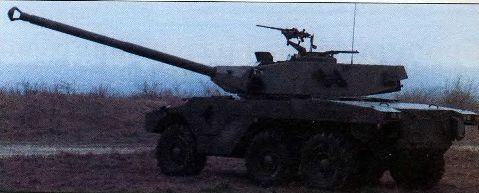 Бронемашина «Сагэ-2»