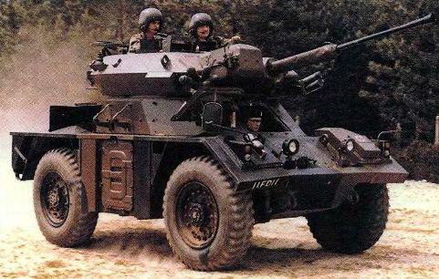Бронеавтомобиль «Фокс»