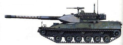 Легкий танк «Стингрей»